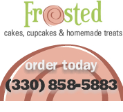 Frosted - cakes, cupcakes and homemade treats