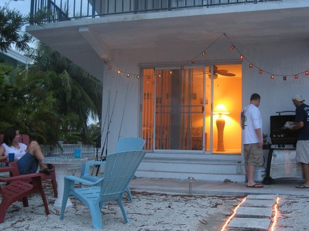 Cooking Out Florida Keys Style.