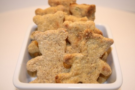 Daisy's Favorite Homemade Dog Treats