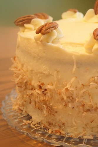 My Version of Hummingbird Cake