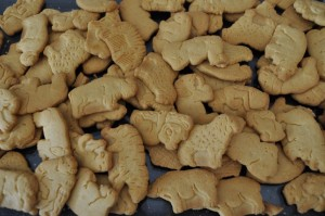Animal Crackers for Animal Cracker Crumb Crust