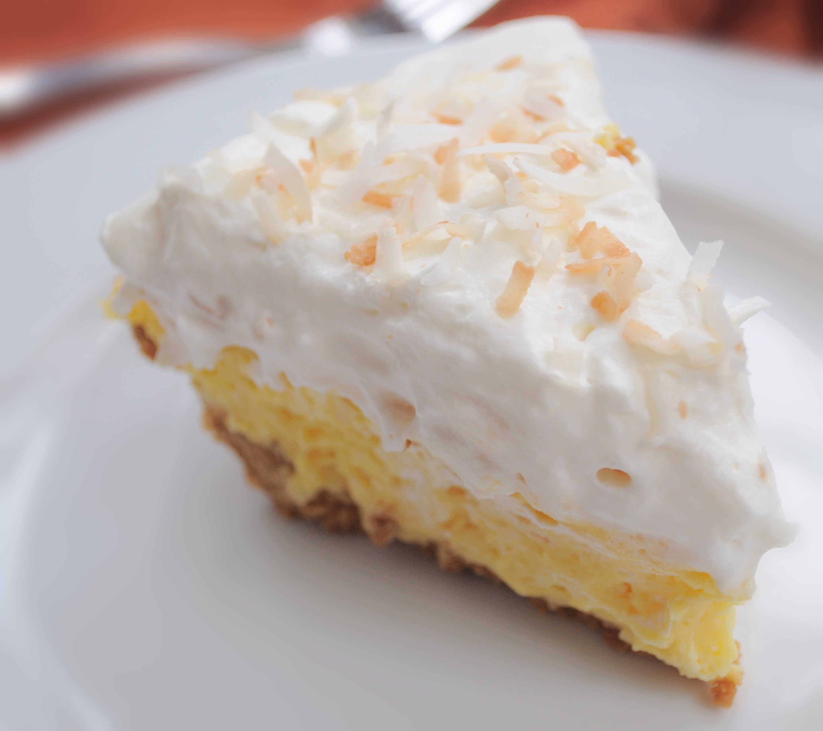 Dreamy Coconut Cream Pie » coconut-cream-pie-slice