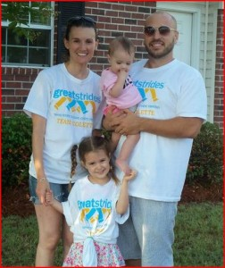 Team Colette - Great Strides Walk for Cystic Fibrosis!