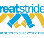 Great Strides - Taking Steps to Cute Cystic Fibrosis
