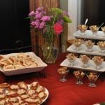 mini foods party theme
