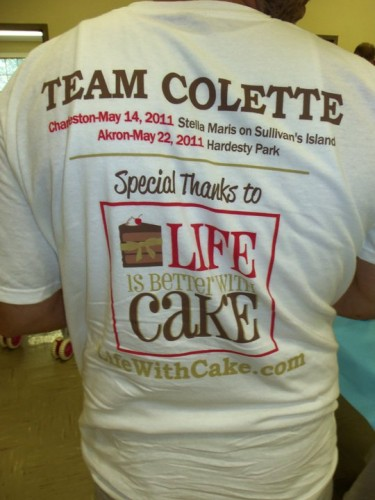 Team Colette - Great Strides for Cystic Fibrosis!