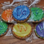alphabet sugar cookies