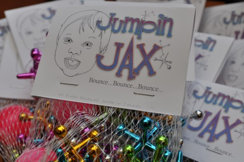 Jumpin Jax - Jacks Party Favors